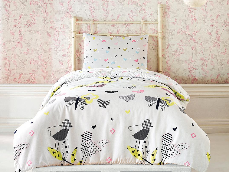 Комплект подросткового постельного белья Marie Claire ATELIER PAPILLON 03756b9e28cf1