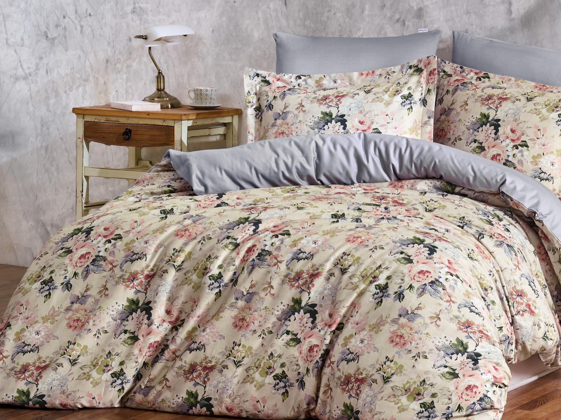cc4045d4b45c Комплект постельного белья Marie Claire ZINNIA из сатина купить в ...
